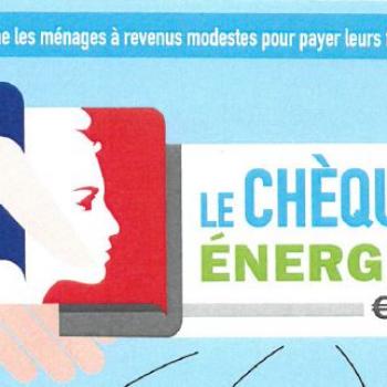 Les chèques énergie vous aident à payer vos factures