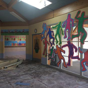 Maternelle centre : rdv à la garderie