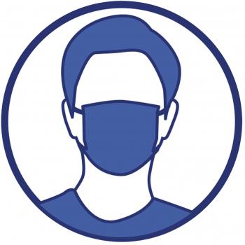 Port du masque obligatoire dans les lieux publics clos