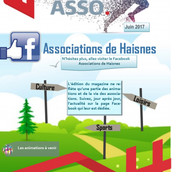 Publication de Haisnes Asso